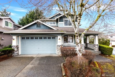 Sammamish Single Family Home For Sale: 129 242nd Ave SE