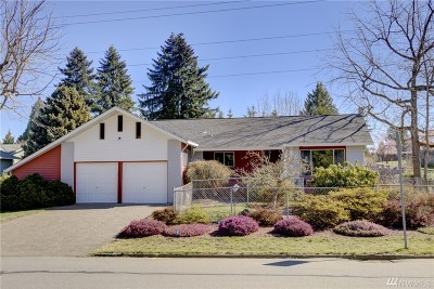 Newcastle Single Family Home For Sale: 7236 123rd Ave SE