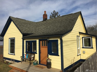 Bellingham Single Family Home For Sale: 2610 Elm St