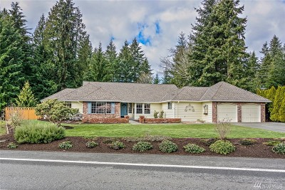 Bothell Single Family Home For Sale: 18612 29th Ave SE