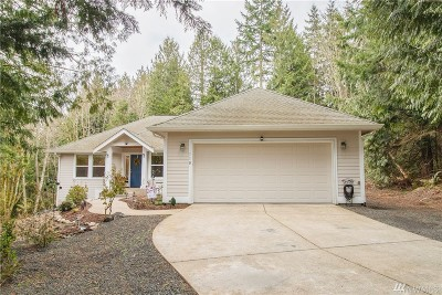 Port Ludlow WA Single Family Home For Sale: $415,000