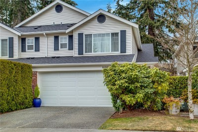 Lynnwood Single Family Home For Sale: 16807 6th Ave W #A23