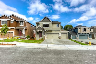 Puyallup Single Family Home For Sale: 18722 105th Ave E #2326