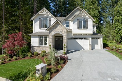 Sammamish Single Family Home For Sale: 26014 SE 36th St
