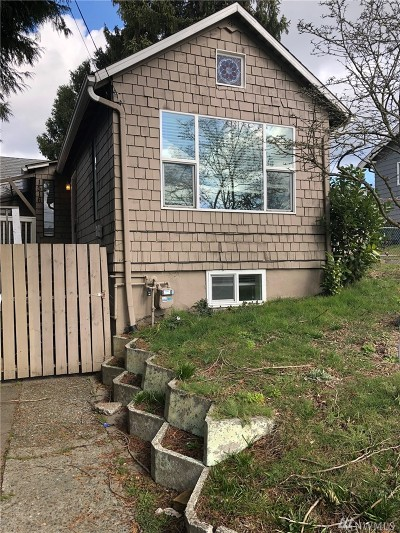 Seattle Single Family Home For Sale: 1516 S Dawson St