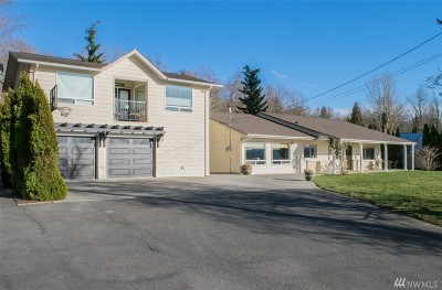 Single Family Home Sold: 11003 167th Ave SE