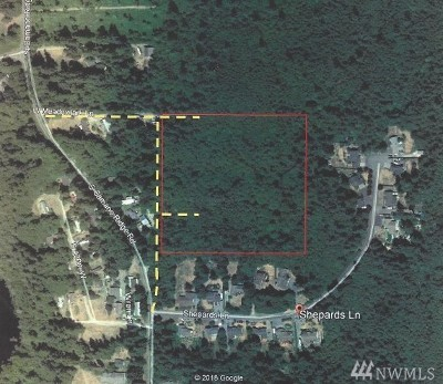 Camano Island Residential Lots & Land For Sale: Camano Ridge
