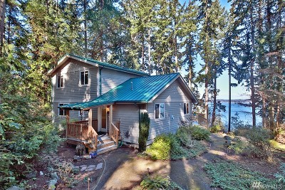 Langley Single Family Home Sold: 3727 Saratoga Rd