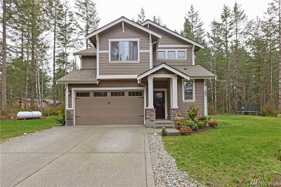 Gig Harbor Single Family Home For Sale: 10918 Creviston Dr NW