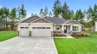 Lacey Single Family Home For Sale: 8114 52nd Ave NE