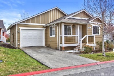 Sedro Woolley Single Family Home Pending: 1555 Wildflower Wy