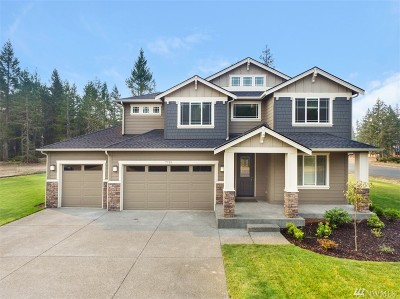 Lacey Single Family Home For Sale: 8121 52nd Ave NE