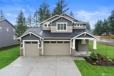 Lacey Single Family Home For Sale: 8206 52nd Ave NE