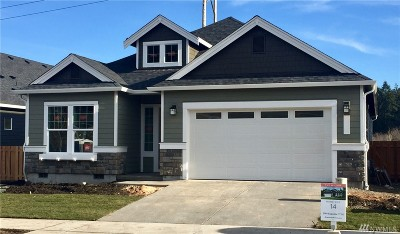 Olympia, Tumwater, Lacey Single Family Home For Sale: 3744 Eagledale (Lot 14) Ct SE