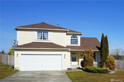 Olympia Single Family Home Pending Inspection: 8946 Wakeman Dr SE