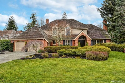 Sammamish Single Family Home For Sale: 4687 225th Ave SE