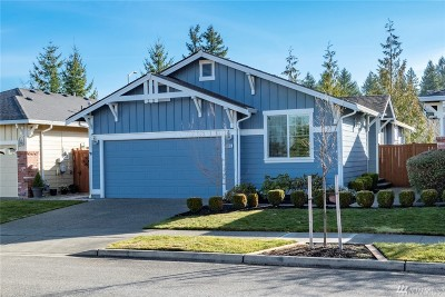 Lacey Single Family Home For Sale: 8465 Bainbridge Lp NE