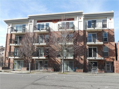 Bellingham Condo/Townhouse For Sale: 1001 N State St #201