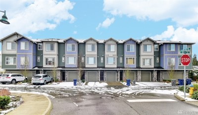 Mill Creek Condo/Townhouse For Sale: 4410 136th St SE #6