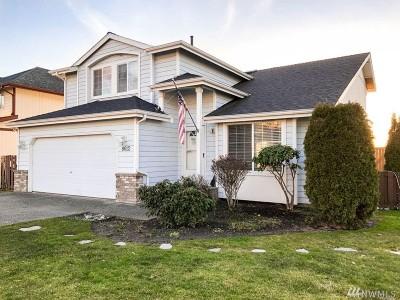 Marysville Single Family Home For Sale: 8612 76th Ave NE