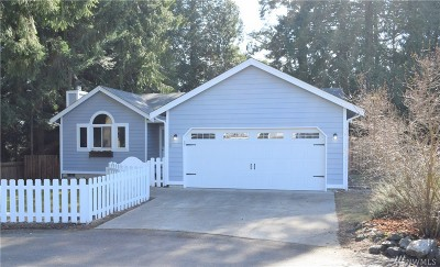 Port Orchard Single Family Home Pending Inspection: 7588 E Ramblewood St