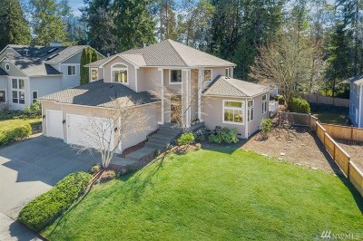 Silverdale Single Family Home Pending Inspection: 12419 Mt Worthington Lp NW