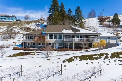 Manson Single Family Home For Sale: 2986 Lakeshore Dr