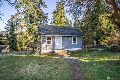 Port Orchard Single Family Home Pending Inspection: 116 Decatur Ave