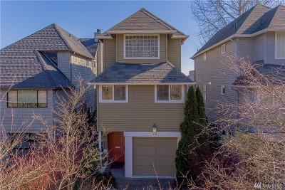 Seattle Single Family Home For Sale: 318 25th Ave E