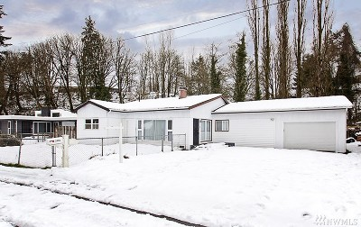 Olympia, Tumwater, Lacey Single Family Home For Sale: 5005 Rainier Ave SE
