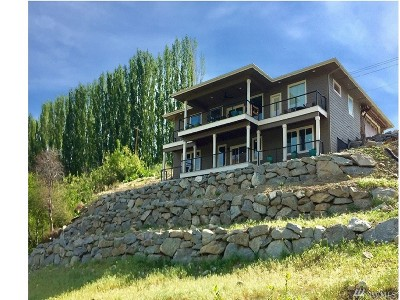 Orondo Single Family Home For Sale: 12 Alcazar