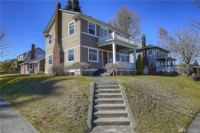 Single Family Home For Sale: 2104 N Lawrence St