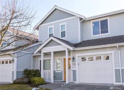 Bellingham Condo/Townhouse For Sale: 515 Clover Lane