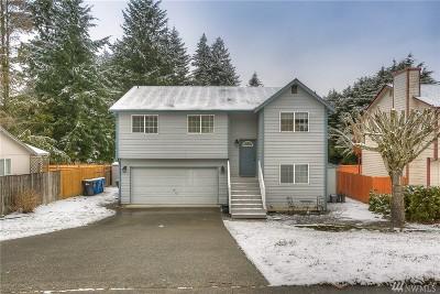 Olympia Single Family Home Pending Inspection: 1619 Mapleridge Dr NE