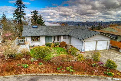 Federal Way Single Family Home For Sale: 300 SW 297th St