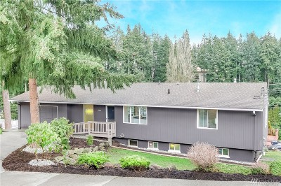 Mountlake Terrace Single Family Home For Sale: 6603 227th St SW