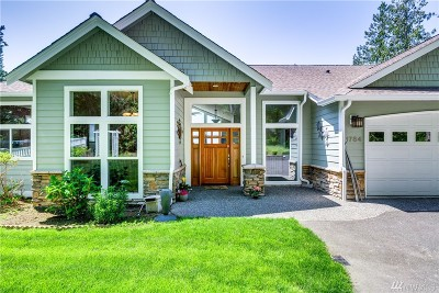 Bellingham Single Family Home Contingent: 1784 Donald Ave