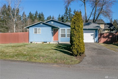 Puyallup Single Family Home For Sale: 6405 157th St Ct E