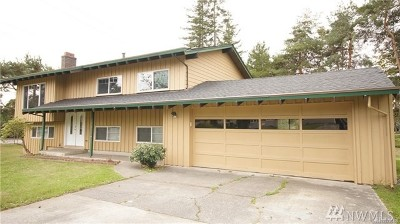 Bellingham Single Family Home For Sale: 2501 Crestline Dr
