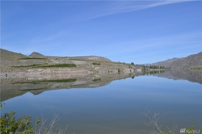 Chelan, Chelan Falls, Entiat, Manson, Brewster, Bridgeport, Orondo Residential Lots & Land For Sale: 25 Fredrick Ct