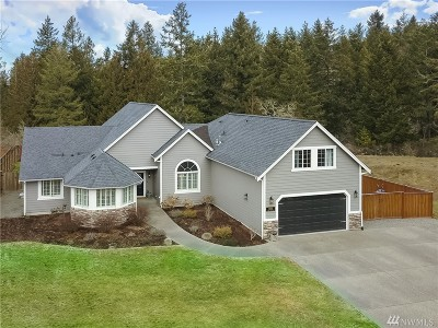 Olympia Single Family Home Pending Inspection: 8102 93rd Trail SE