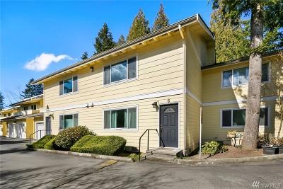 Bellevue Condo/Townhouse For Sale: 14702 NE 51st St #A6