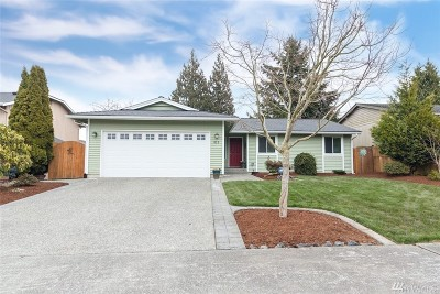 Lake Stevens Single Family Home For Sale: 811 96th Ave NE