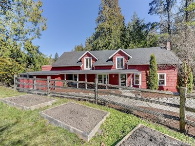 Preston Single Family Home For Sale: 7509 308th Ave SE
