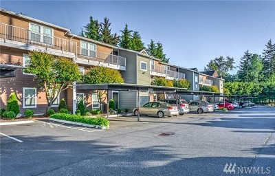 Everett Condo/Townhouse For Sale: 9815 Holly Drive #A312