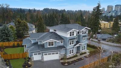 Bellevue Single Family Home For Sale: 10042 NE 13th St