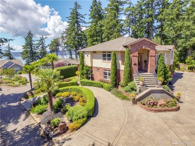 Mukilteo Single Family Home For Sale: 5313 Eagle Bluff Lane