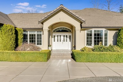 Bellevue WA Single Family Home For Sale: $1,960,000