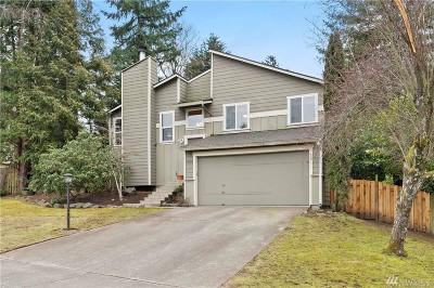 Renton Single Family Home For Sale: 1909 NE 19th Place