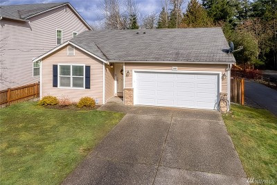 Single Family Home For Sale: 11625 56th Ave SE